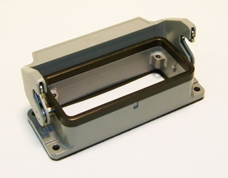 16 Position Single Latch Panel Mount Base