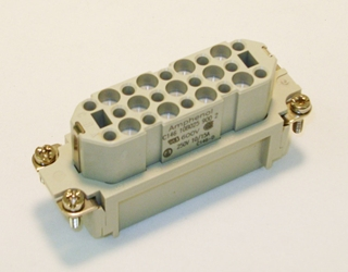 25 Position 15 Amp Female Insert