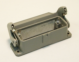 25 Position Single Latch Panel Mount Base