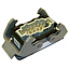MOLD POWER CONNECTOR- HBE10 Double Latch