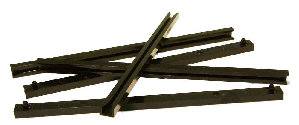 Mainframe Rails (10 pack)