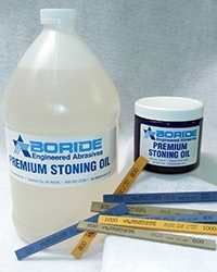 PREMIUM STONING OIL (1 GALLON)