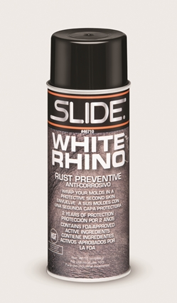 WHITE RHINO RUST PREVENTIVE NSF & FDA APPROVED 2 YR. RUST PROTECTION (BOX OF 12)