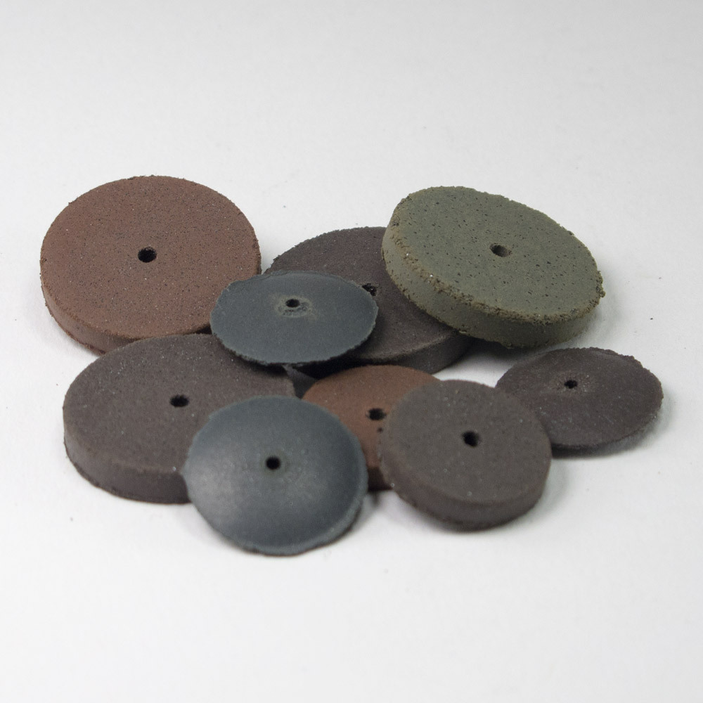CRATEX RUBBERIZED ABRASIVES