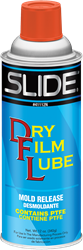 SLIDE DFL DRY FILM LUBE AEROSOL (BOX OF 12)