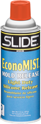 SLIDE ECONO-MIST MOLD RELEASE AEROSOL (BOX OF 12)