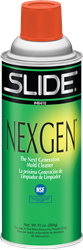 SLIDE NEXGEN CLEANER AEROSOL (BOX OF 12)