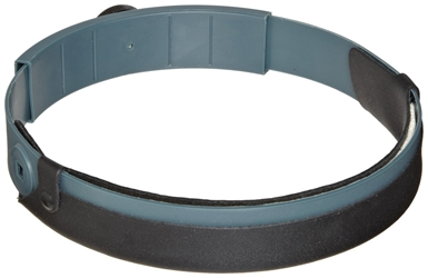 OPTIVISOR LEATHER COMFORT BAND